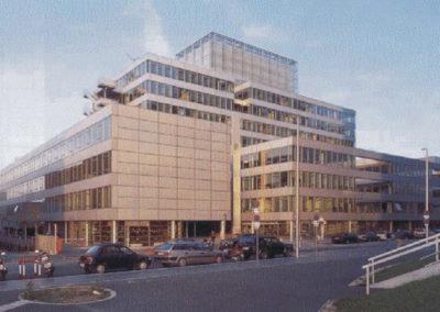 """Bürohaus """"Adler und Ameise"""" Wien"""