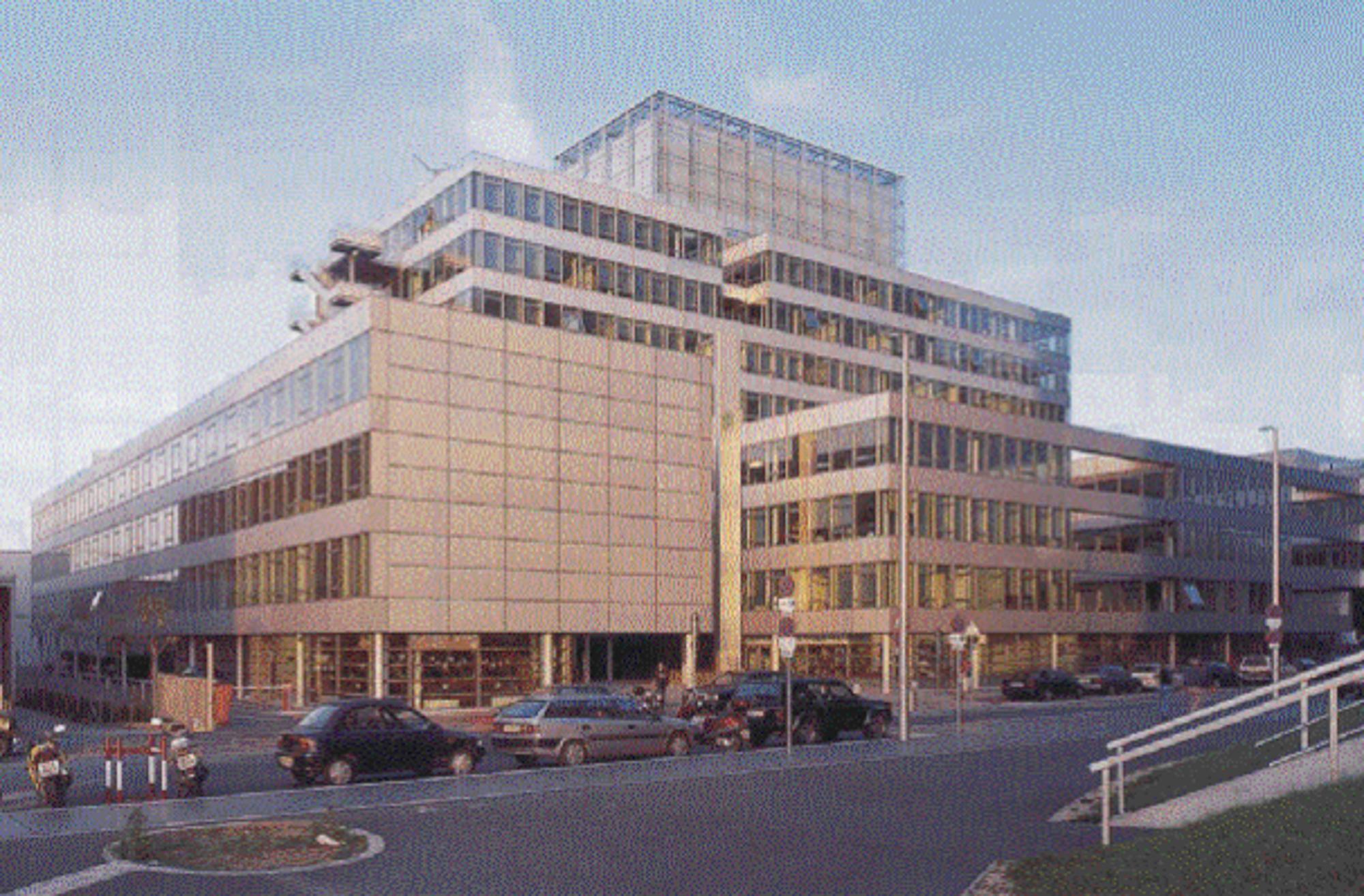 Bürohaus Adler und Ameise Wien