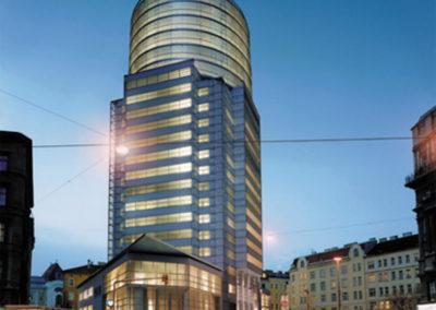 Bürohaus Galaxy Wien