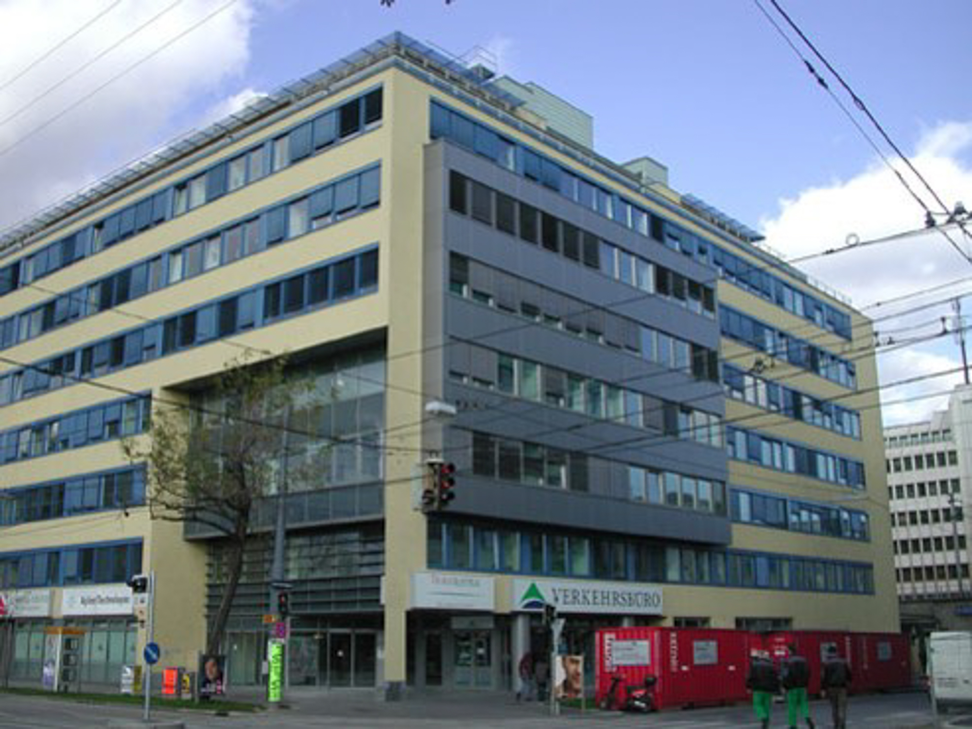 Bürohaus Optimum Wien