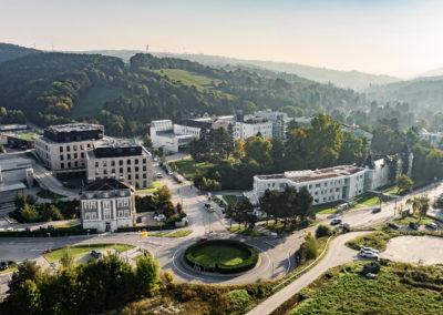IST Austria Campus Maria Gugging