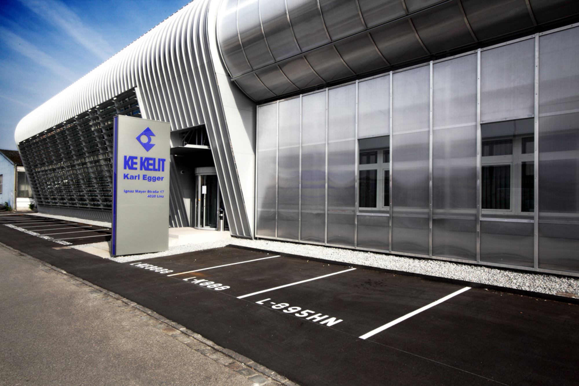 KEKELIT Firmenzentrale Linz