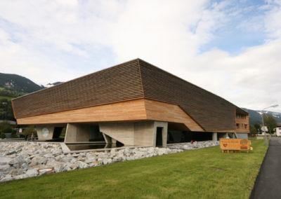 Nationalparkzentrum Hohe Tauern Mittersill