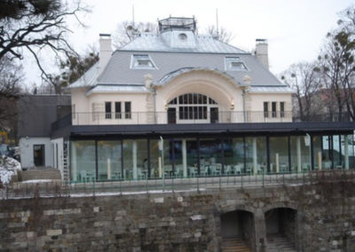 Restaurant Steirereck im Stadtpark Wien