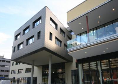 SGS Stadtgalerien Schwaz Einkaufszentrum