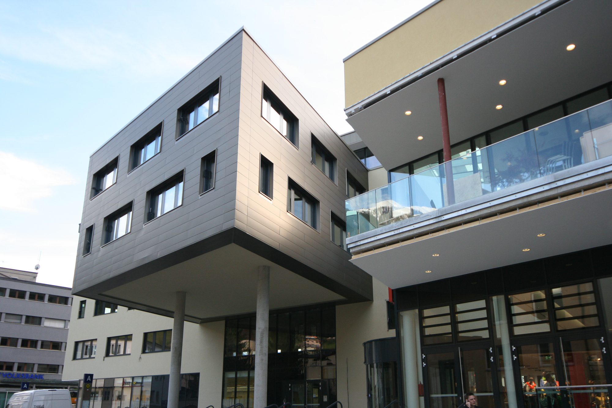 SGS Stadtgalerien Schwaz