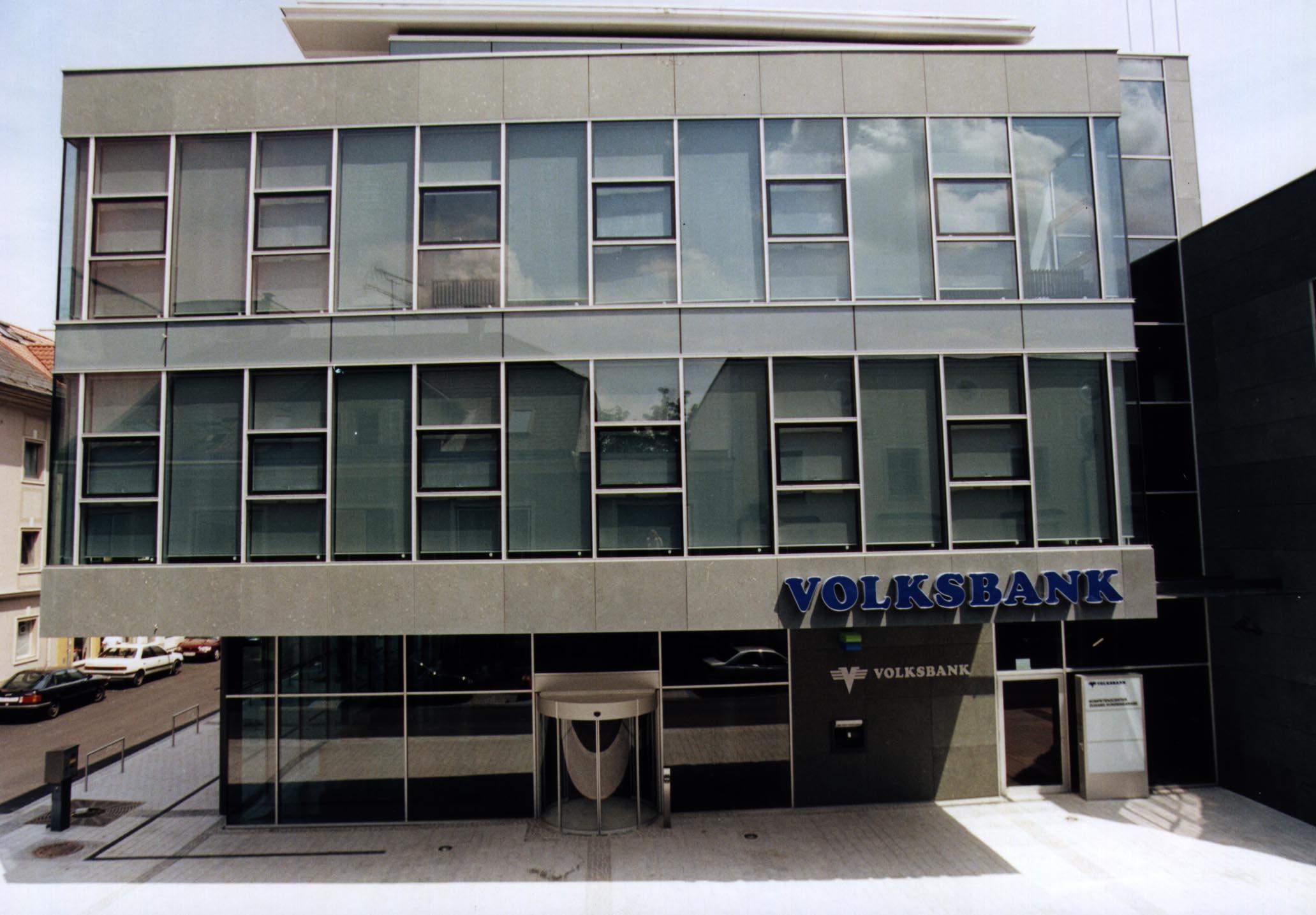 Volksbank Wels Pfarrgasse